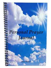Personal Prayer Journal