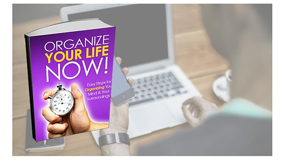 Organize Your Life NOW